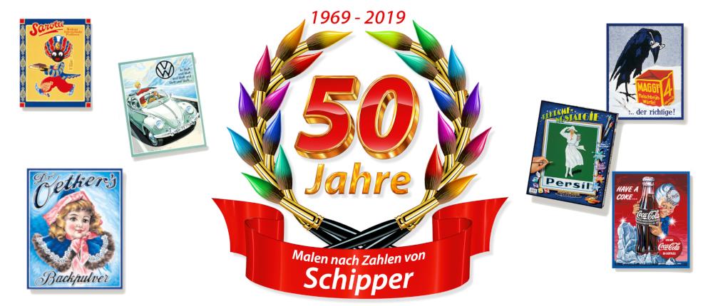 50 Jahre Malen nach Zahlen von Schipper_1