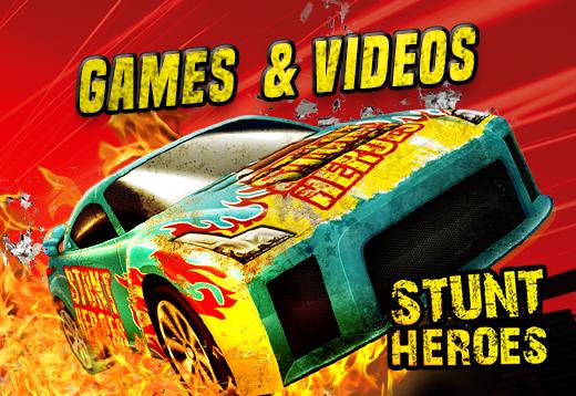 Stunt Heroes Games & Videos_1