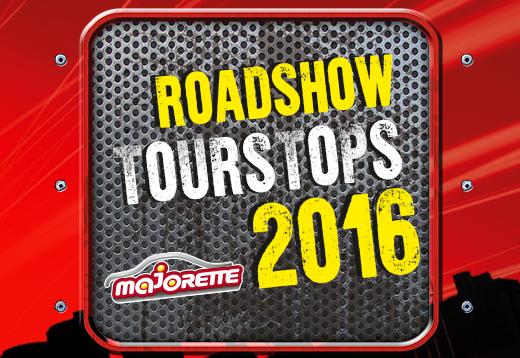 Majorette Roadshow - Aktionen & Termine_1