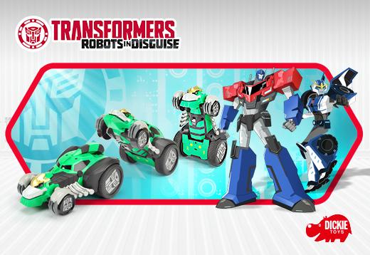 NEU: Transformers Serie_1