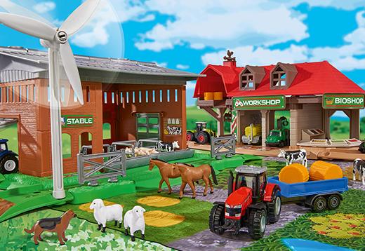 NEU: Bauernhof, Traktoren und Co._1