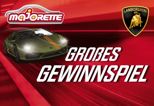 Großes Lamborghini Gewinnspiel_1