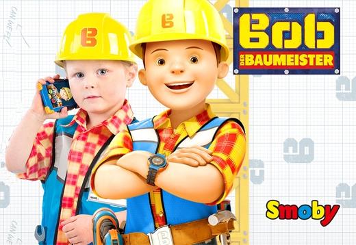 Bob der Baumeister bei Smoby_1