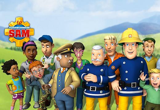 Fireman Sam - Fahrzeugwelt_1