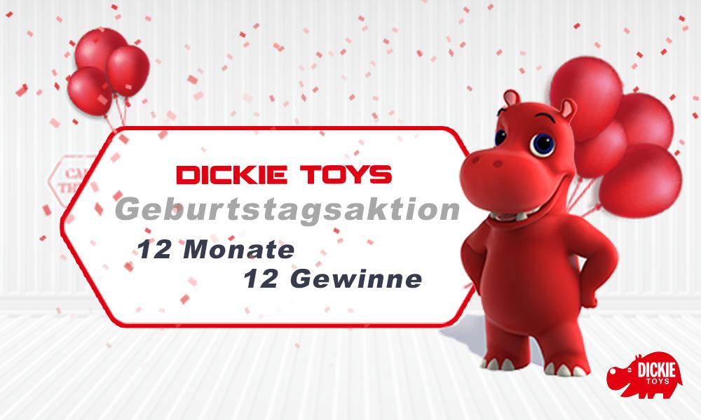 Große Dickie Toys Geburtstagsaktion_2