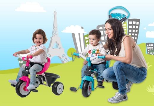 Farbenfroh und mitwachsend: Baby Driver Komfort_1