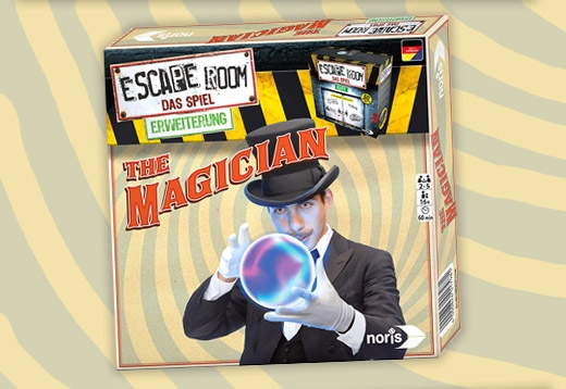 Escape Room Erweiterung - The Magician_1