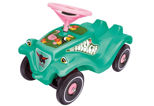 BIG-Bobby-Car-Classic Tropic Flamingo_1