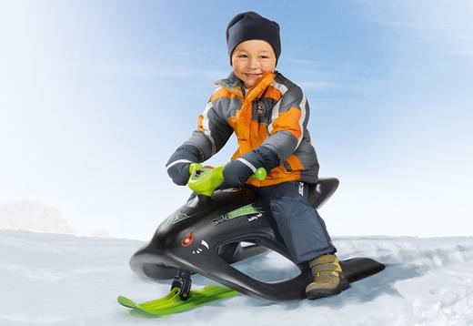 Spaß im Schnee mit unseren Schlitten!_1