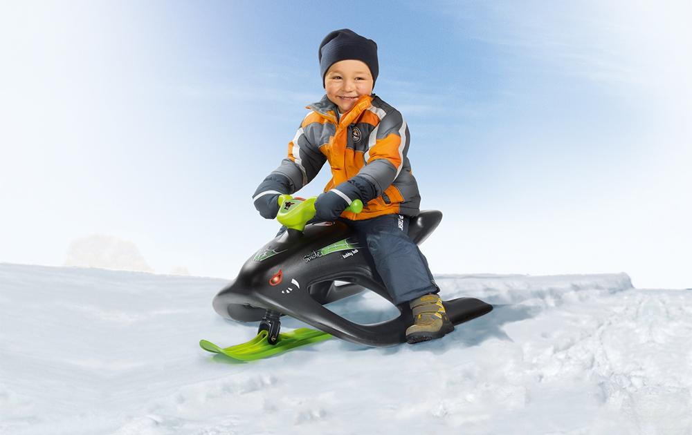 Spaß im Schnee mit unseren Schlitten!_2