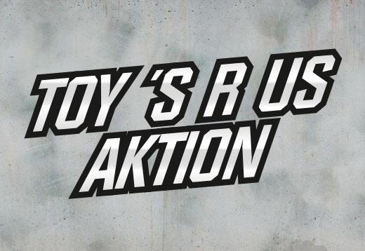 "Majorette Sonderfläche im Toys ""R"" Us Store_1"