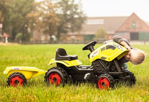 Aufbauanleitung Farmer Traktor_1