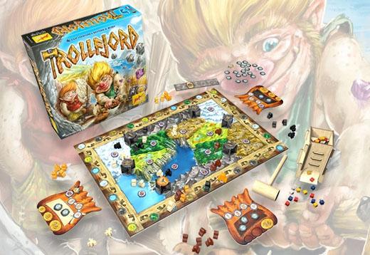 Trollfjord - das unterhaltsame Familienspiel_1