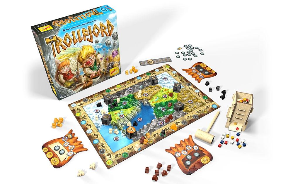 Trollfjord - das unterhaltsame Familienspiel_2