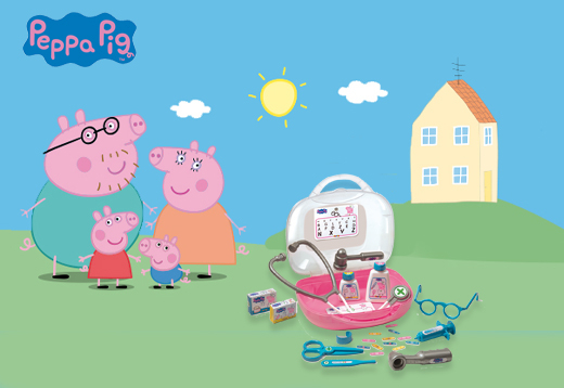Peppa Pig bei Smoby_1