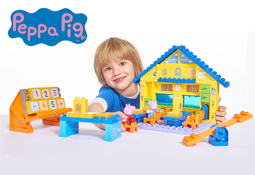 NEU: BIG-Bloxx Peppa School_1