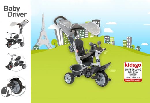 Neu: Baby Driver Komfort  Titan_1