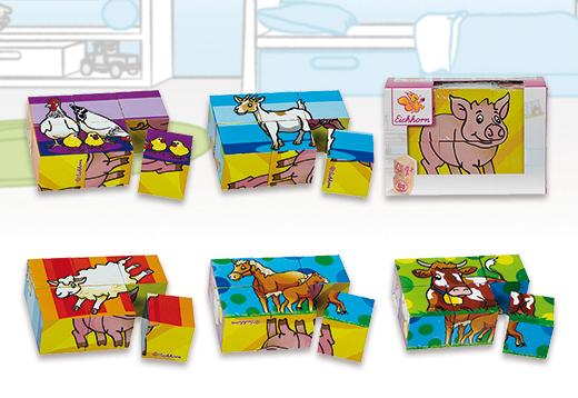 Puzzle de cubos de madera_1