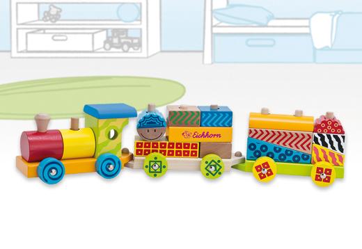 Tren de madera de colores_1