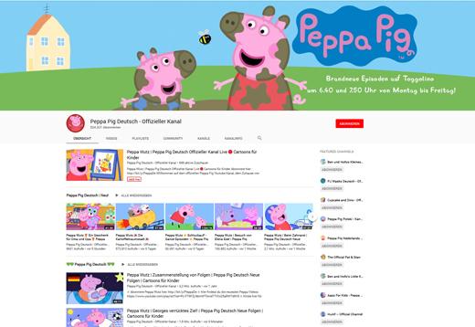 Der offizielle Peppa Youtube-Kanal_1