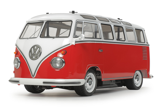 TAMIYA 1:10 RC VW Bus Type 2 (T1) (M-06)_1