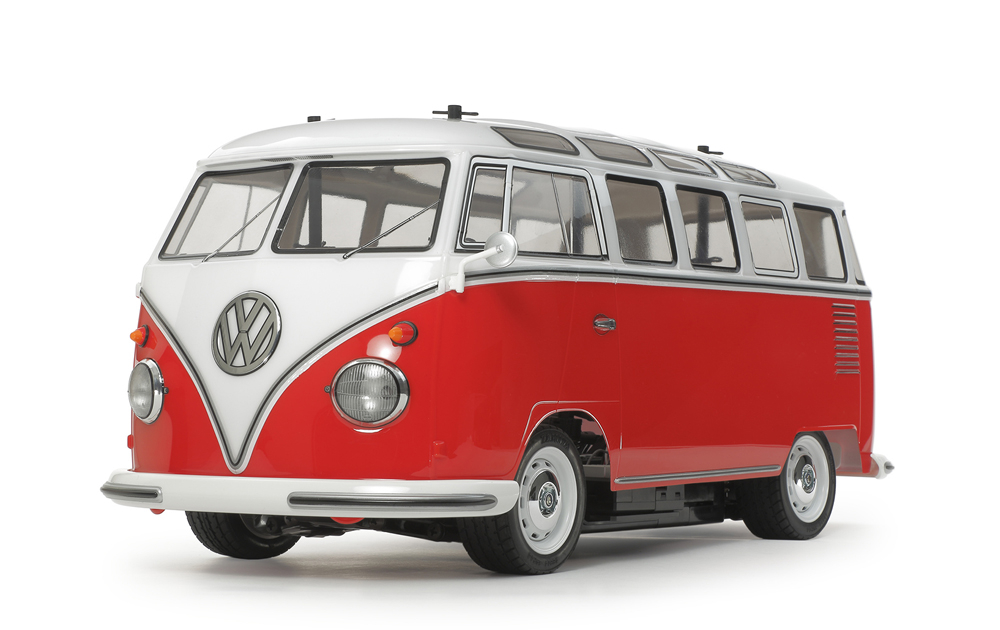 TAMIYA 1:10 RC VW Bus Type 2 (T1) (M-06)_2
