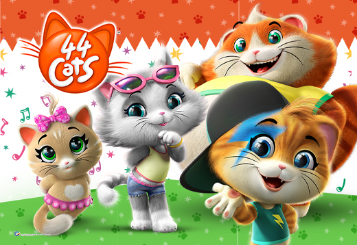 Spiel und Spaß mit den 44 Cats_1