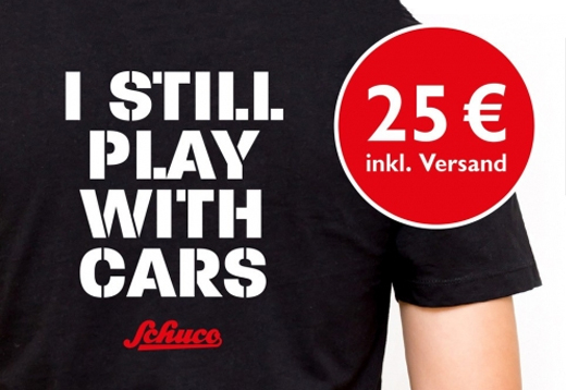 "Neu: T-Shirt ""I still play with cars""_1"