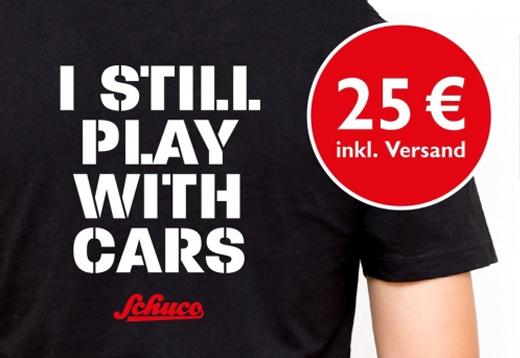 "Neu: T-Shirt ""I still play with cars""_1"