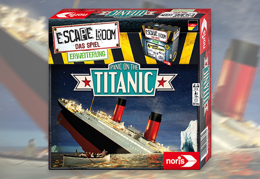 Neu: Panic on the Titanic_1