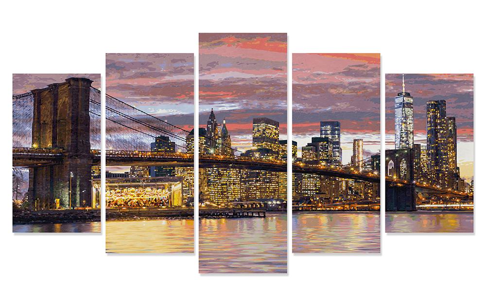 New York in der Morgendämmerung_2