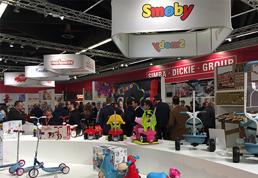 Smoby Spielwarenmesse 2020