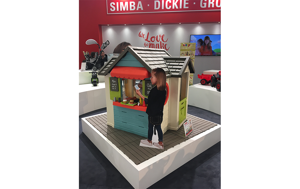Smoby Spielwarenmesse 2020 Chef House