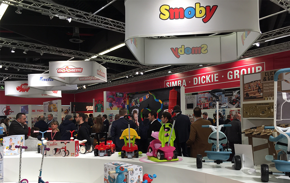 Smoby Spielwarenmesse 2020 Smoby