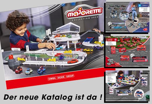 Der neue Majorette Katalog ist da!_1