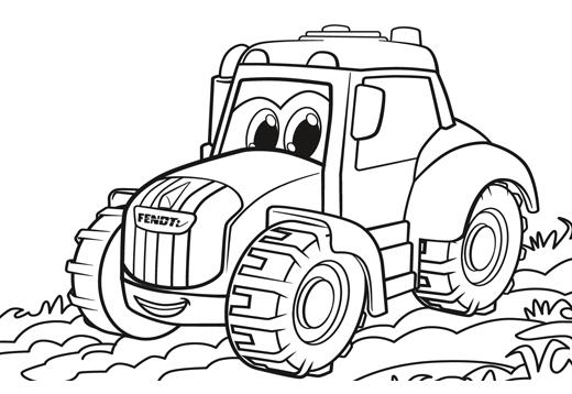 Fendt Traktor_1
