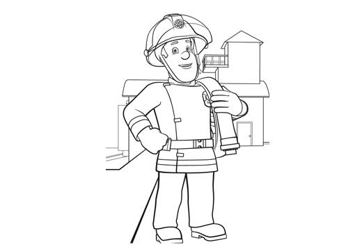 Feuerwehrmann SAM_1