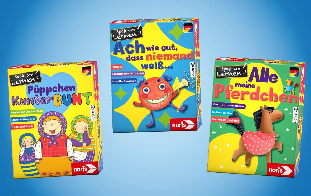 Spaß am Lernen - 3 farbenfrohe Spiele_2