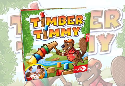 Timber Timmy - rasantes Spiel_1