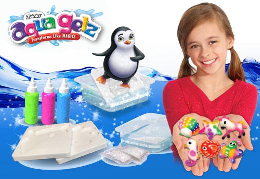 Simba Toys-Aqua Gelz-News