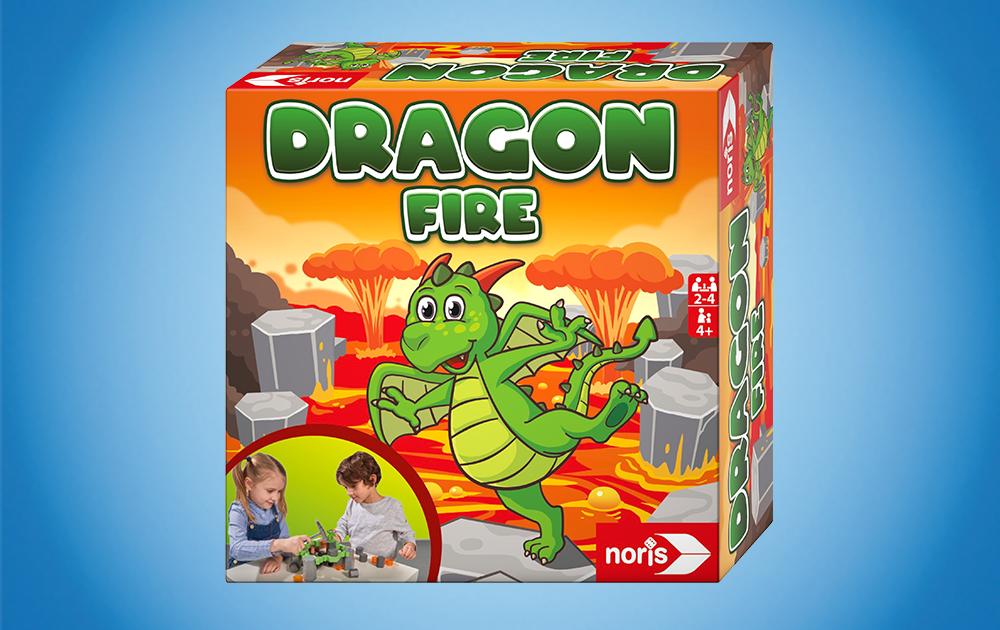 Noris Spiele-Dragon Fire