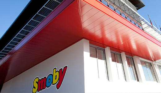 Nouveau directeur général en France : Alexis Delorme, Smoby Toys SAS