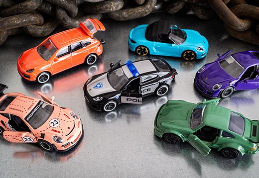 Die Majorette Porsche Edition_1