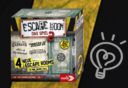 Escape Room-Das Spiel 2-News