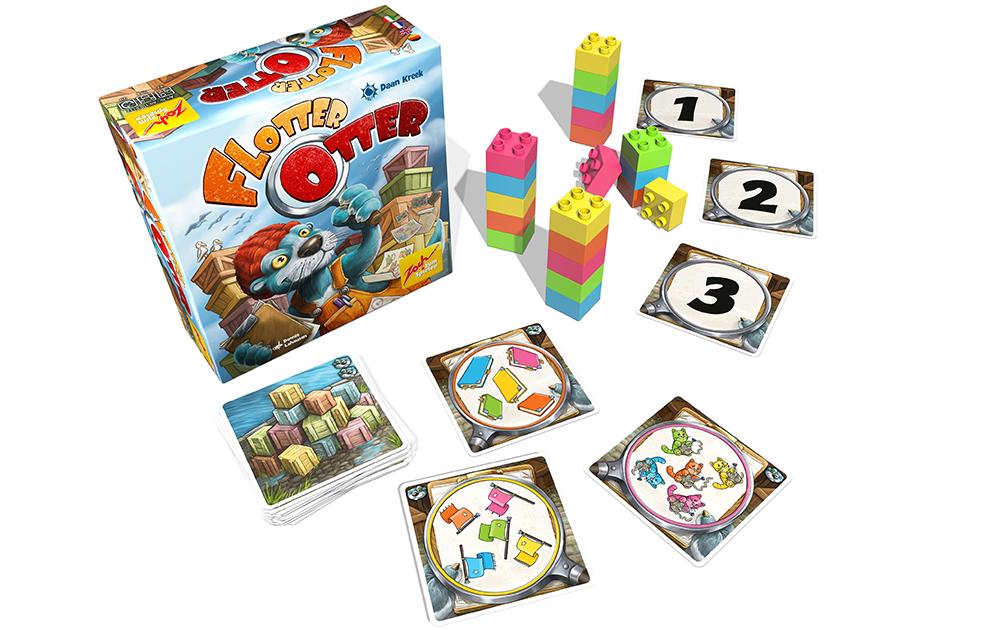 Zoch-Flotter Otter-Kinderspiel 00