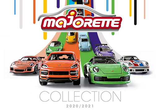 Die Majorette Collection 2020/2021_1
