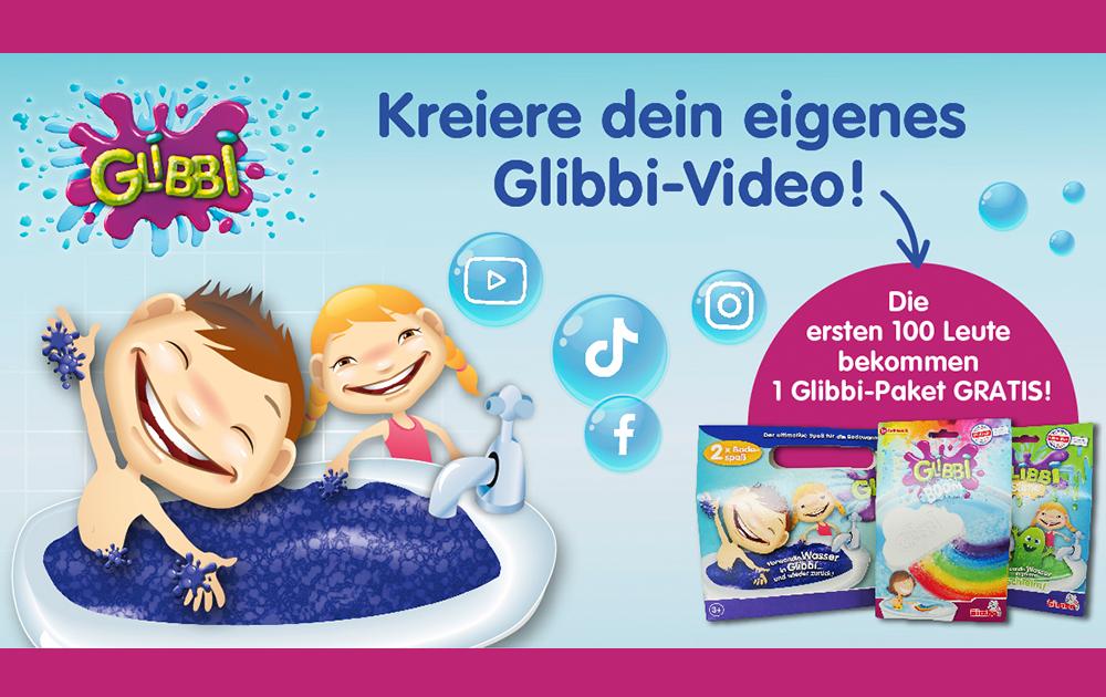 Glibbi Onlineclips Newsletter