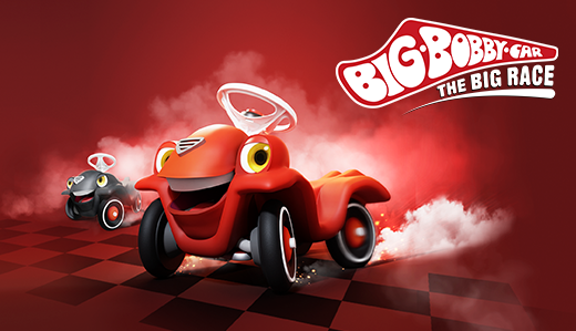 BIG-Bobby-Car - The Big Race