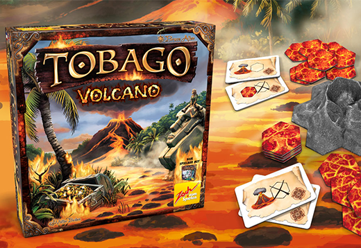 Zoch-Tobago Volcano-News