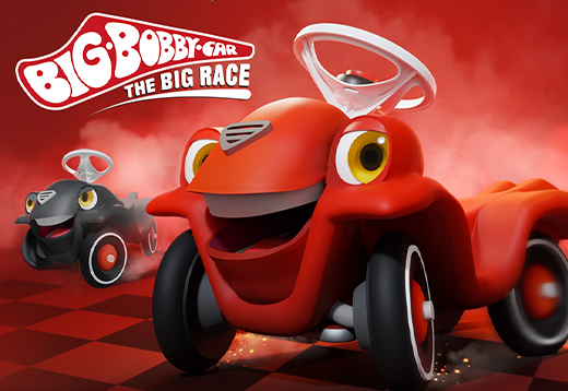 BIG Bobby Car-The Big Race News